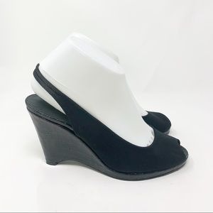 Donald J. Pliner Shoes - Donald J Pliner | Peep Toe Wedges